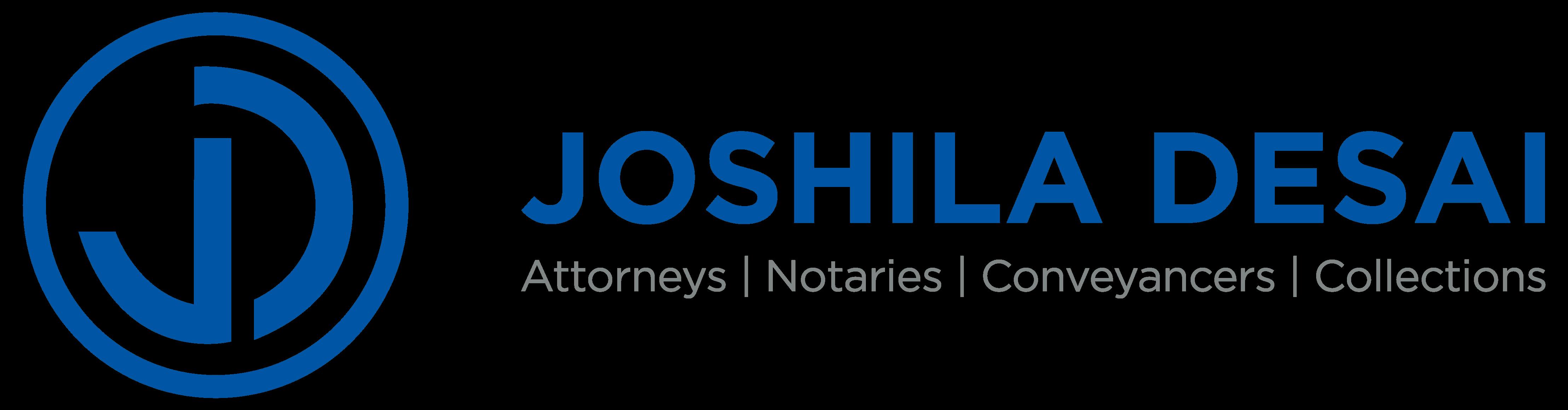 Joshila Desai   Attorneys   Notaries   Conveyancers